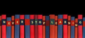 Lebenslanges Lernen - ja bitte!