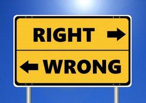 Unternehmensmoral - mehr schlecht als recht