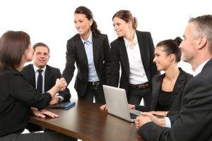 Frauen überzeugen als Chefs